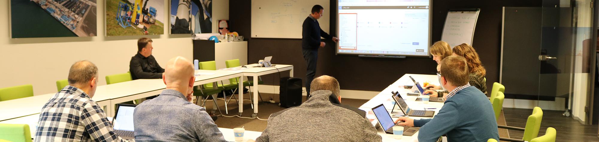 Office365 training voor 270 medewerkers van GMB