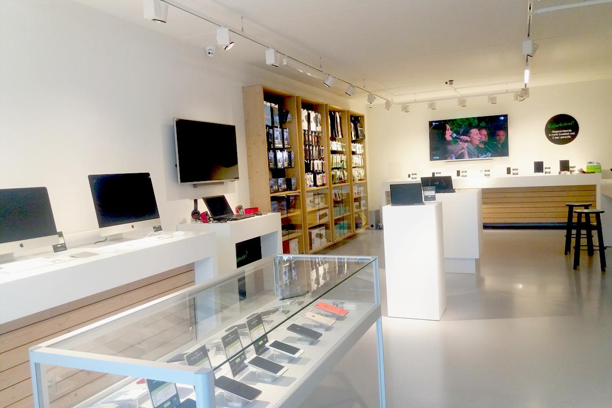 Wij open onze nieuwe winkel, vanaf 21 mei aan de Klef 32a in Ewijk